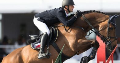 Dubaï, aussi pour les amoureux d'équitation