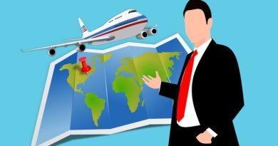 agence de voyage infographie