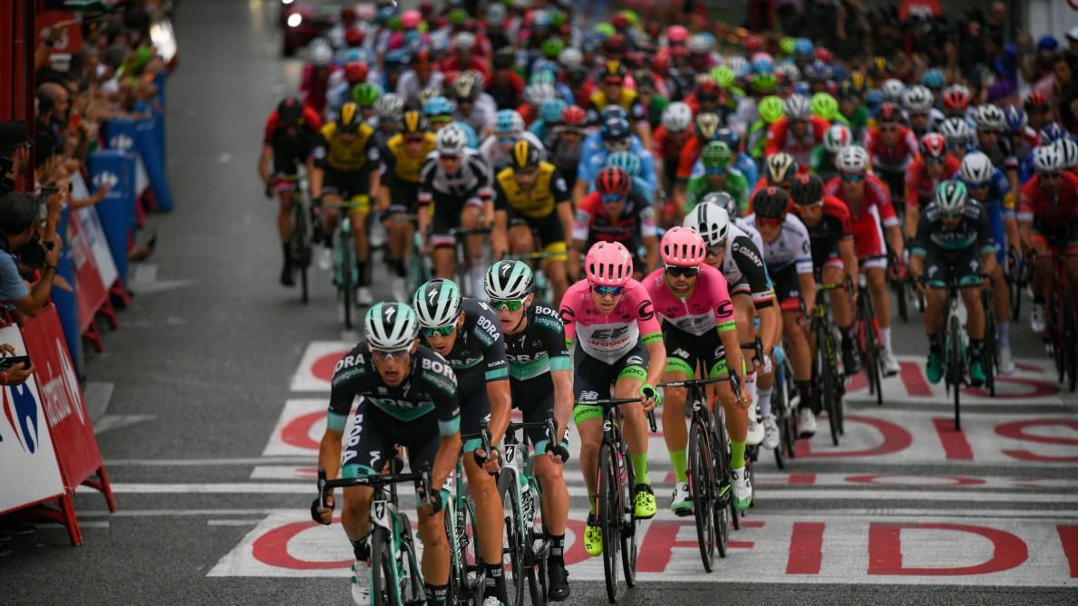 tour d'espagne cyclisme