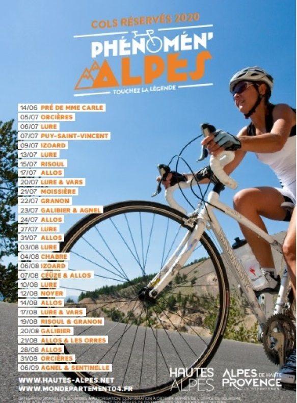 Les plus beaux cols du Tour de France gratuits et sécurisés jusqu'au 6 septembre 2