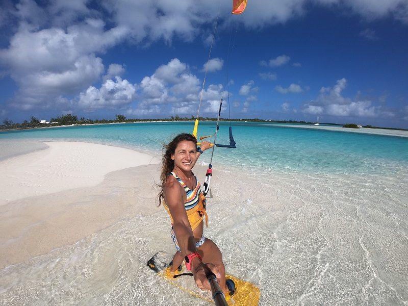 Charlotte Consorti, championne du monde de kitesurf : au nom du soleil, du voyage et du vent 1