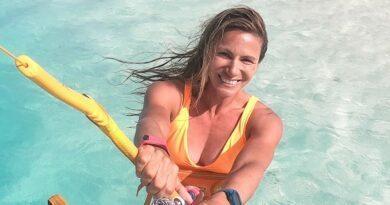 Charlotte Consorti, triple championne du monde de kitesurf