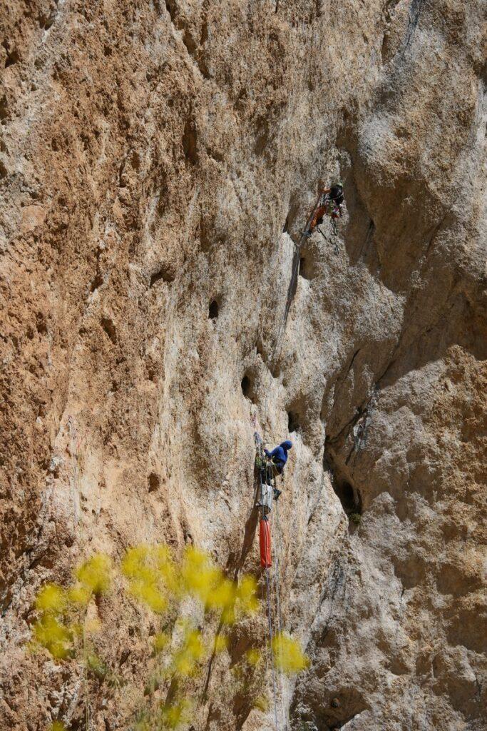 Quels sont les cinq plus beaux spots d'escalade en France ? 6