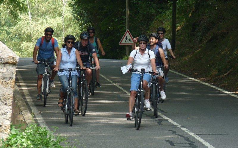 Fourchette et Manivelle, la passion du vélo, du tourisme et de la bonne bouffe 1