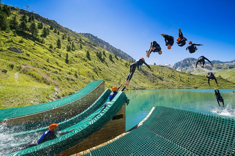 Hot jumping à Tignes : nouveauté et grands frissons cet été 1