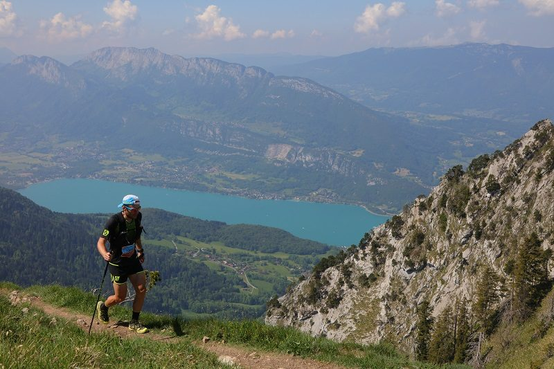 lac annecy trail
