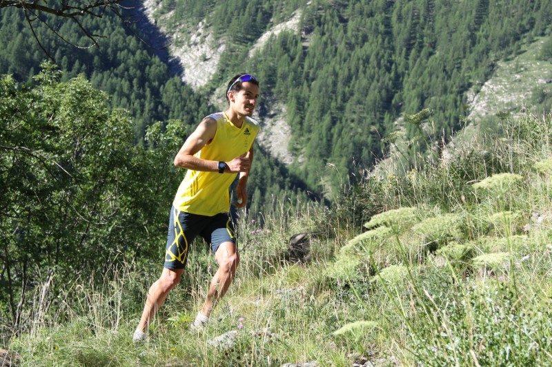 Un Gapençais s'attaque au record du Vieux Chaillol dans les Alpes 1