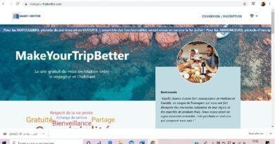 MakeYourTripBetter.com met en relation habitants et visiteurs unis dans une même passion 2