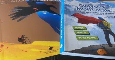 Tout connaître sur le Mont-Blanc grâce aux deux ouvrages, à conseiller aux débutants comme aux plus chevronnés 4