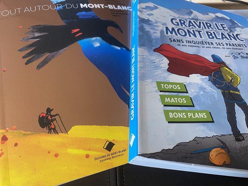 Livres Mont-Blanc