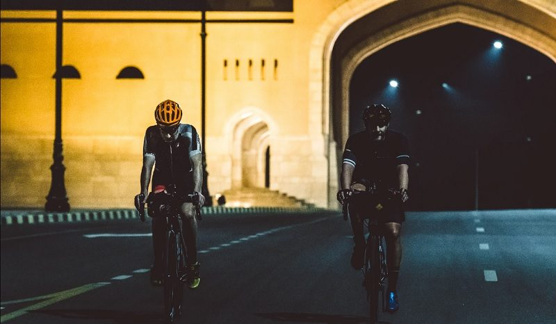 Ultra-cyclisme à Oman