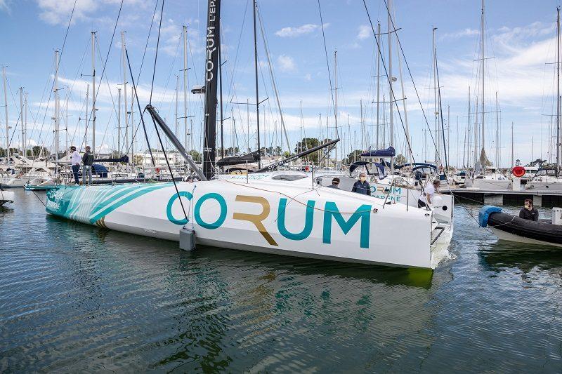 Corum, engagé pour le Vendée Globe 2020