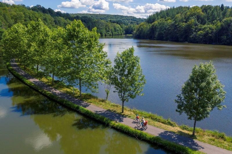 Voie Bleue, les Vosges