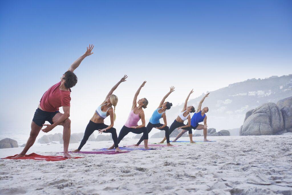 Cyclisme, yoga, camp d'entraînement… Eluxtravel allie offre sportive coachée avec des hébergements haut de gamme 1