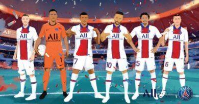 Le PSG et Accor présentent un nouveau maillot pour la prochaine saison 7