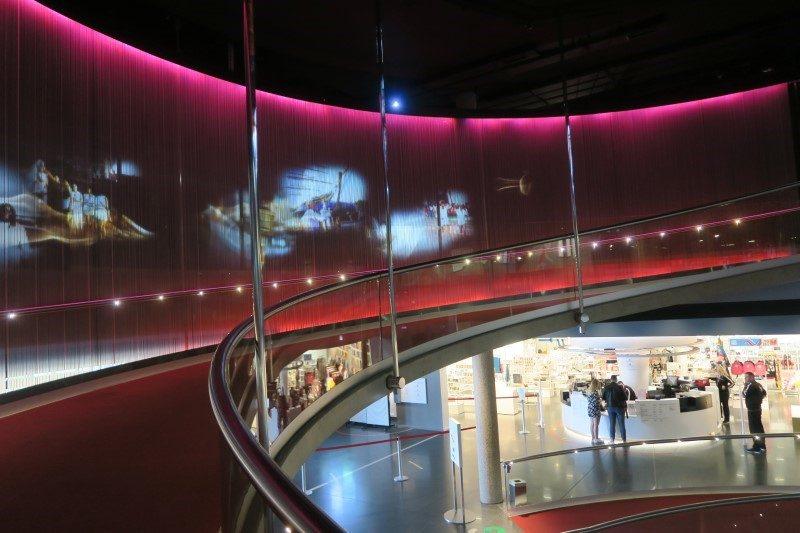Musée olympique de Lausanne : voyage dans l'univers du sport, de l'art et de la culture 2