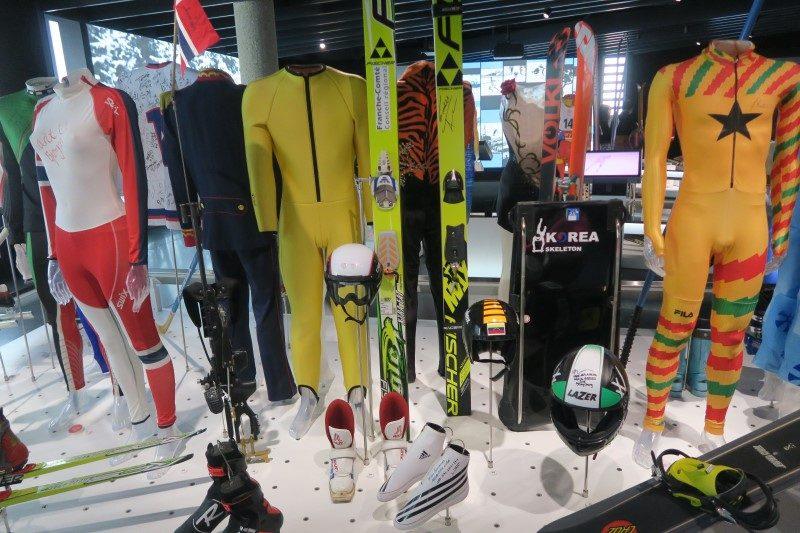 Musée olympique de Lausanne : voyage dans l'univers du sport, de l'art et de la culture 5