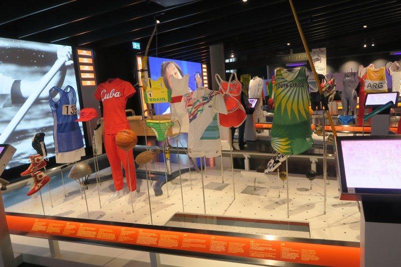 Musée olympique de Lausanne : voyage dans l'univers du sport, de l'art et de la culture 4
