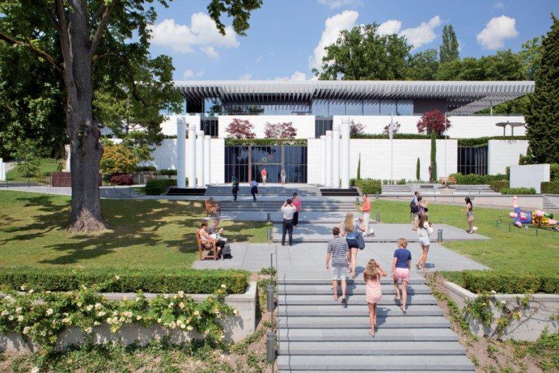 Musée olympique de Lausanne : voyage dans l'univers du sport, de l'art et de la culture 1