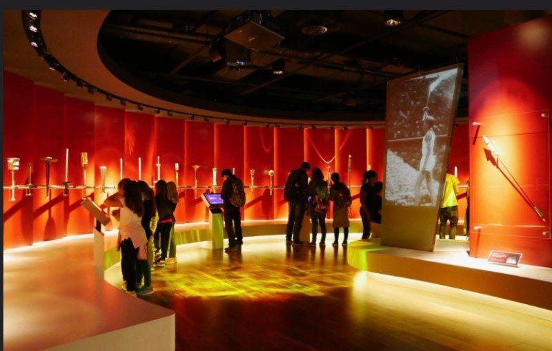 Musée olympique de Lausanne : voyage dans l'univers du sport, de l'art et de la culture 3