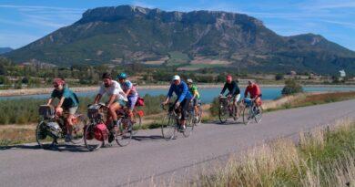 Sisteron Buëch : royaume du sport en pleine nature 3