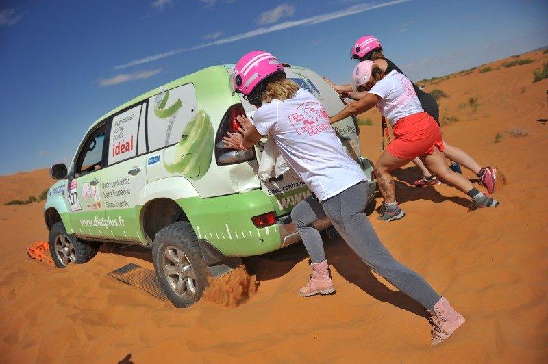 Maroc : le Trophée Roses des Sables s'apprête à célébrer ses 20 ans 1