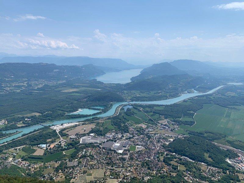Grand Colombier : une confrérie honore ce site d'exception situé dans l'Ain 2