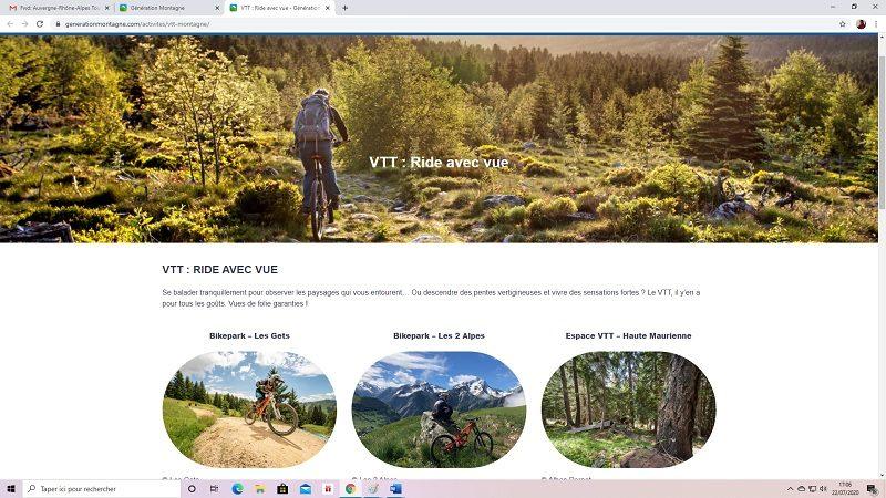 Auvergne-Rhône-Alpes Tourisme veut nous faire aimer la montagne 2