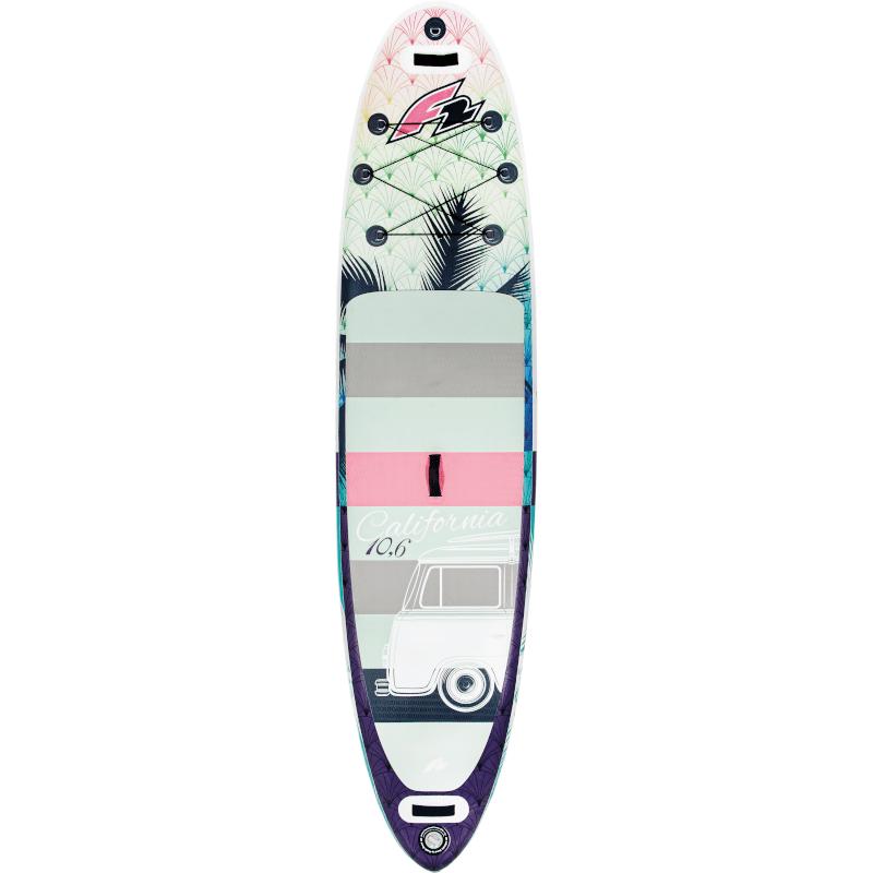 Le paddle, star de l'été, accessible en version gonflable 4