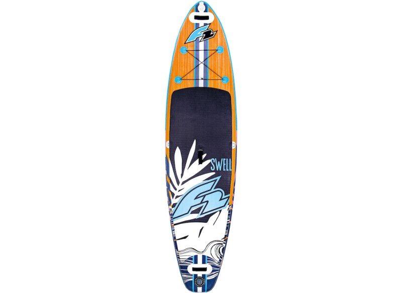 Le paddle, star de l'été, accessible en version gonflable 3