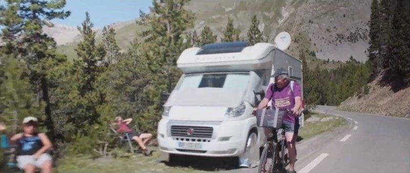 Un amour de Tour en camping-car 1