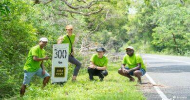 VIDEO- La marche « écologique » de l'agence francophone Mai Globe Travels au Sri Lanka
