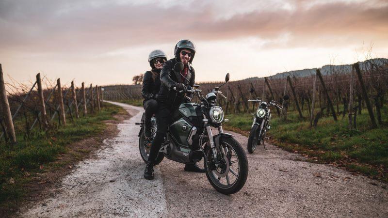 moto électrique alsace