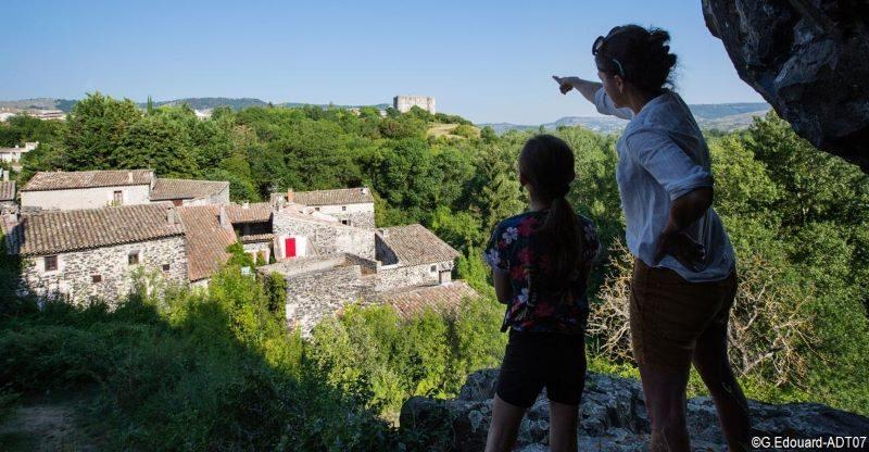Ardèche, Alba la Romaine