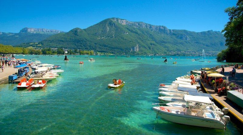 Expedia liste les destinations les plus sportives de France 1