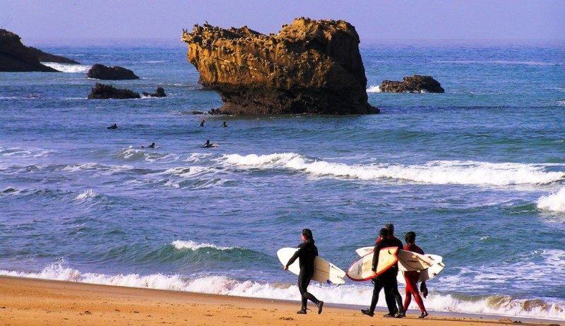 Expedia liste les destinations les plus sportives de France 5