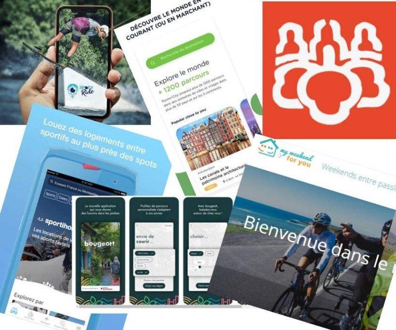 Sport et Tourisme : ces 10 startups qui vous font bouger et voyager 1