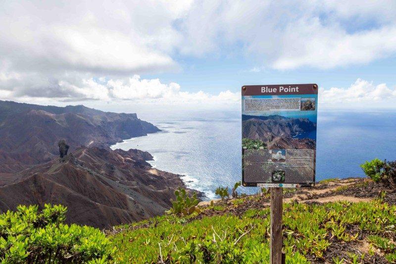 L'île de Sainte-Hélène certifiée pour ses sentiers de randonnée 2