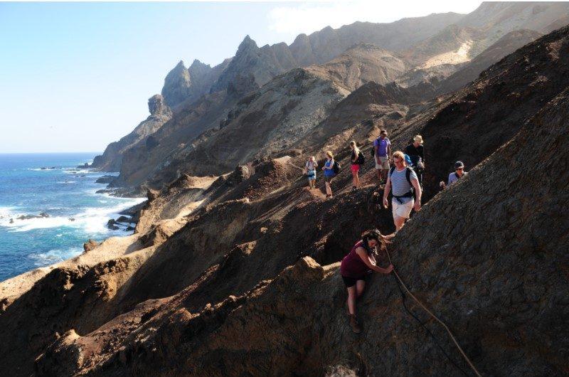 L'île de Sainte-Hélène certifiée pour ses sentiers de randonnée 1