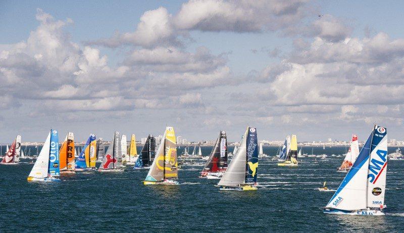 Vendée Globe 2020 : vivre la course au plus près avec l'agence Vendée Tourisme 1