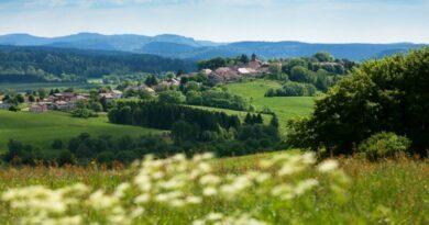 Tour de France. Etape 19. Sur les routes touristiques du Jura