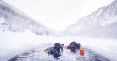 Montagne : plongée sous glace ou ski de randonnée, Avoriaz développe ses micro-aventures