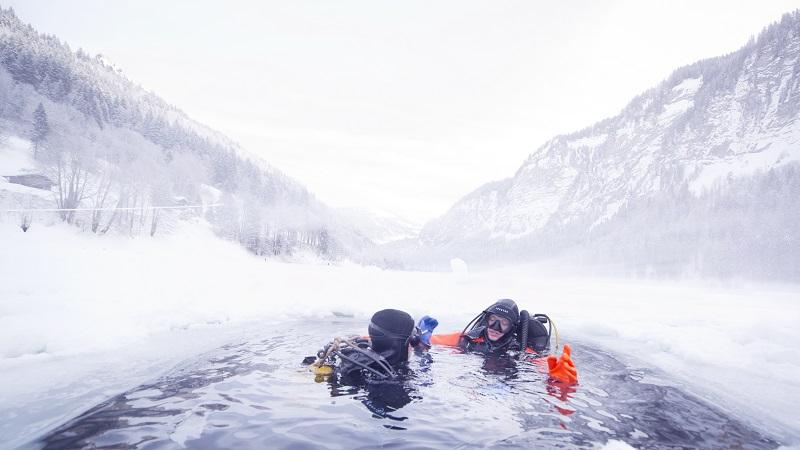 Montagne : plongée sous glace ou ski de randonnée, Avoriaz développe ses micro-aventures 1