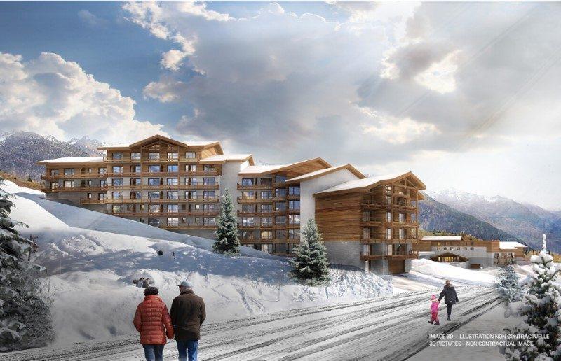 Un nouveau Club Med dans les Alpes du Nord 1