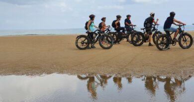 Découvrir les plages du Débarquement autrement grâce au Fat Bike 1