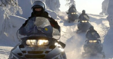 Sports d'hiver et sensations fortes en Laponie 3