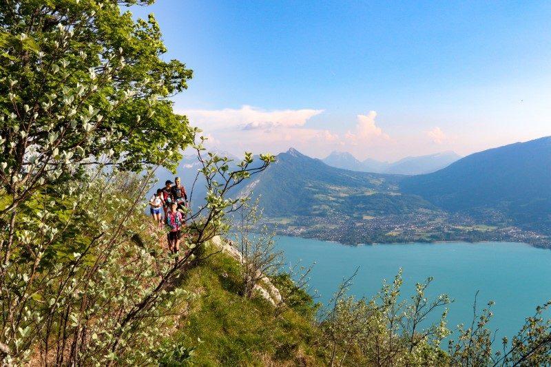 Le lac d'Annecy attend les coureurs de la Maxi-Race les 29 et 30 mai 2021 2