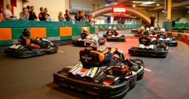 Le complexe de loisirs Aerokart veut mettre du fun sous le sapin de Noël 2