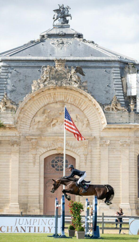 Retour des Masters d'équitation dans le cadre exceptionnel de Chantilly en juillet prochain 2