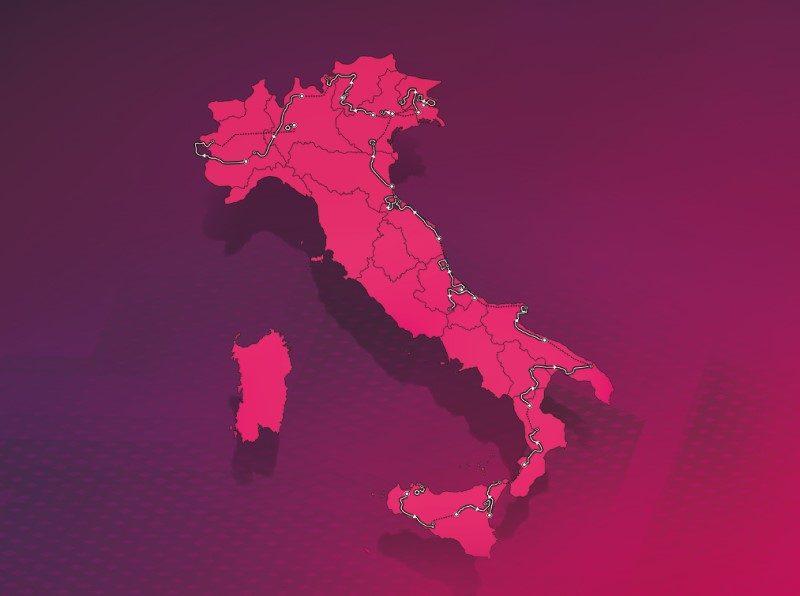 L'Office du tourisme italien partenaire officiel du Giro 2
